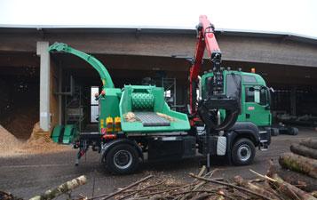 Jenz Gmbh Technik Zur Aufbereitung Von Biomasse Jenz