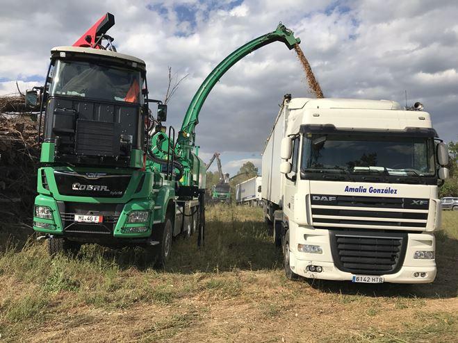 JENZ GmbH - Technik zur Aufbereitung von Biomasse